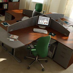 میز کار گروهی آلاماندا