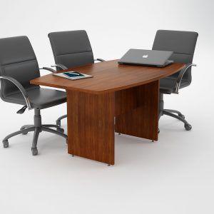 میز کنفرانس 6 نفره باروک