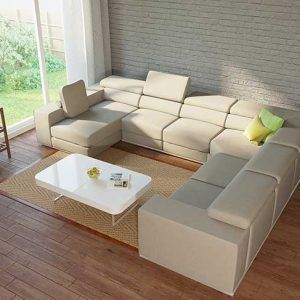 NIRVANA-5296 مبل خانگی مدرن