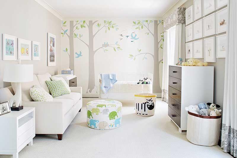 طراحی اتاق کودک