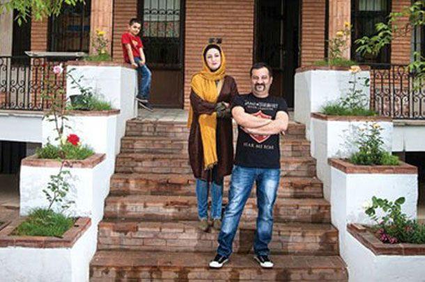مهراب قاسم خانی ،شقایق دهقان