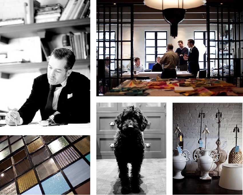 steven gambrel،طراح دکوراسیون داخلی