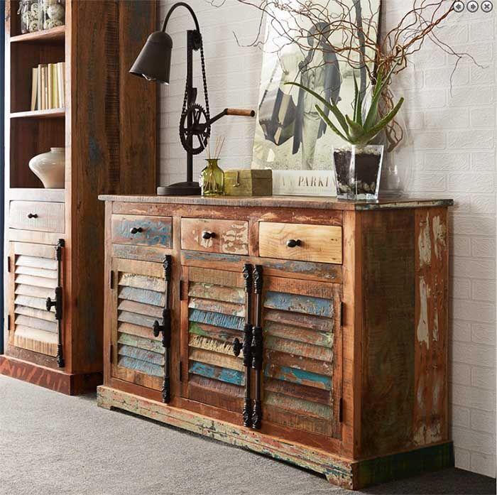 میز چوبی قدیمی،طراحی داخلی